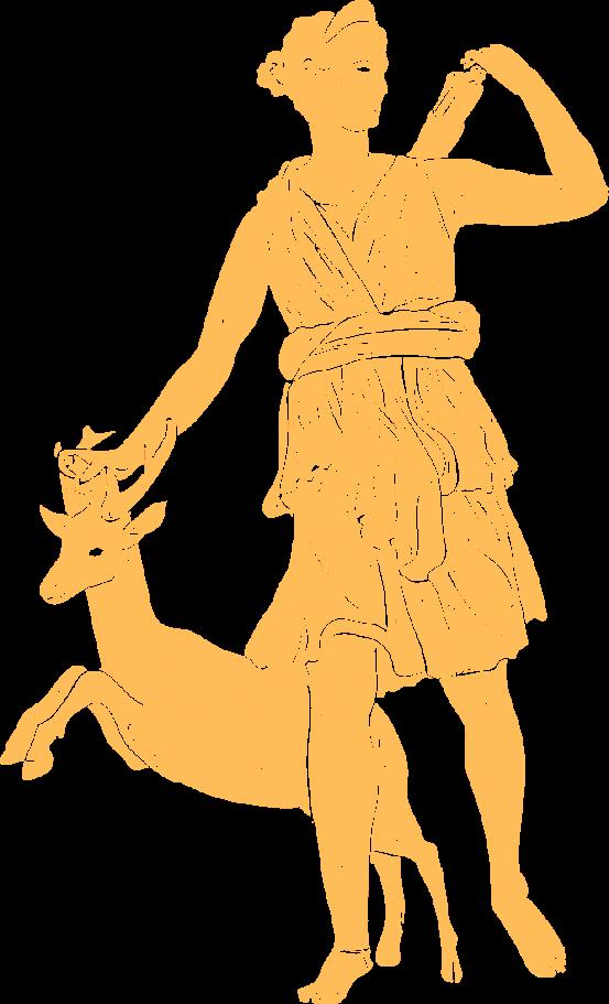 artémis illustration
