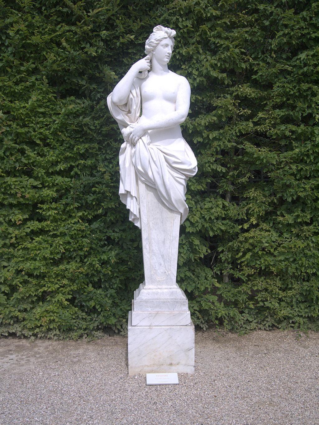 statue de pandore