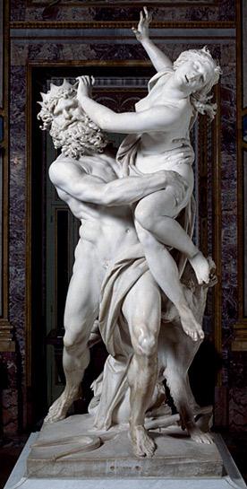 Enlèvement de Perséphone