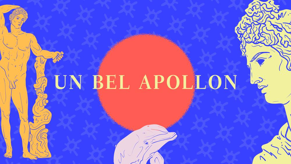 Talon d'Achille épisode 6 Un bel Apollon