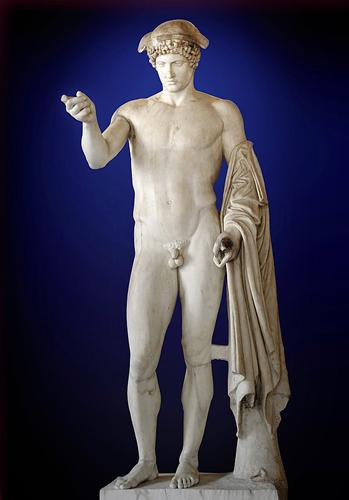 Hermès statue
